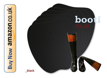 booti boot shaper COLOR black